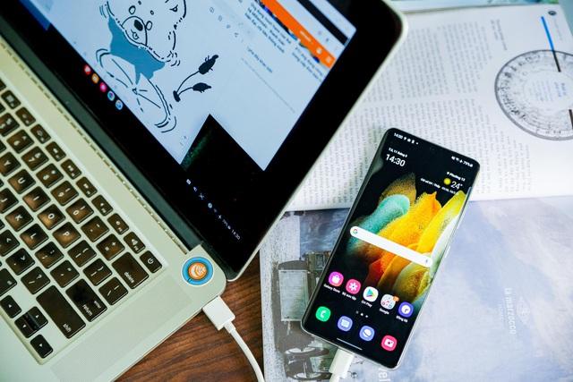 Tận dụng khả năng của Galaxy S21 trong công việc hằng ngày như thế nào là hợp lý? - Ảnh 4.