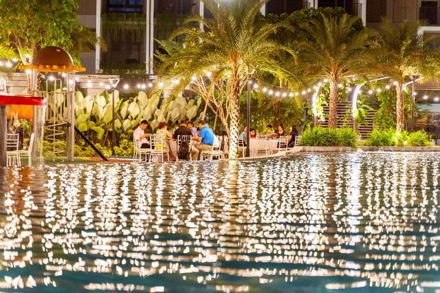 Bên trong khu biệt lập phong cách resort The Standard của An Gia (AGG) - Ảnh 8.