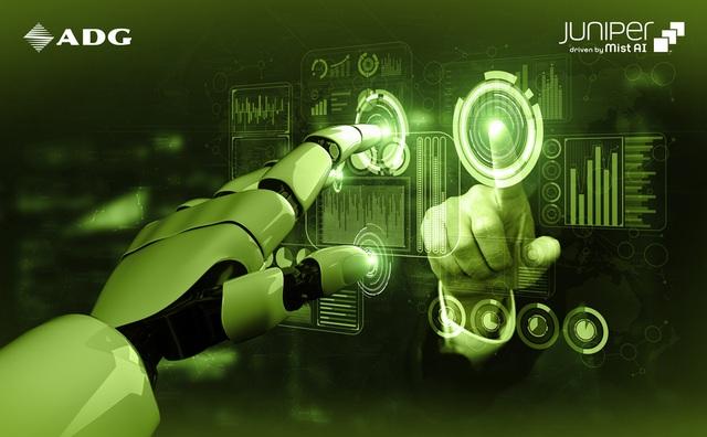 Xu thế thời đại AI và nhà tiên phong trong việc áp dụng AI vào mạng không dây - Ảnh 1.