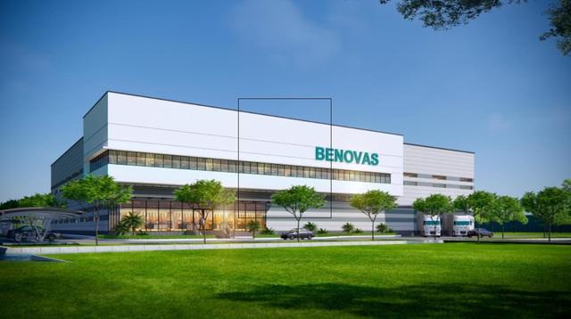 Dược Cửu Long khởi công xây dựng nhà máy vật tư y tế đạt chuẩn châu Âu - Ảnh 1.