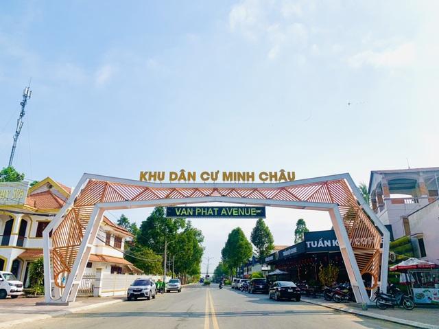 Dự án KDC Minh Châu (Vạn Phát Avenue) Sóc Trăng thu hút nhà đầu tư - Ảnh 1.