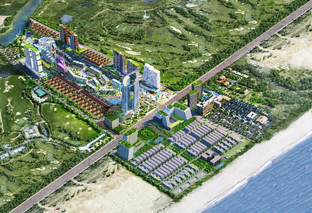Bất động sản Đà Nẵng bất ngờ sôi động trở lại năm 2021 - Ảnh 1.