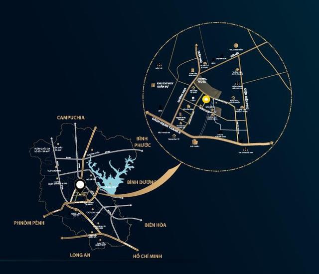 Lợi thế hút đầu tư của Khu dân cư đô thị phường 3 TP Tây Ninh - Ảnh 1.