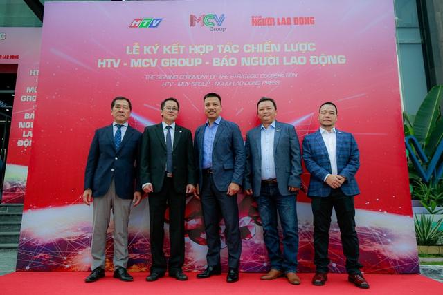 MCV Group hợp tác mảng chuyển đổi số truyền hình và sản xuất nội dung số - Ảnh 1.