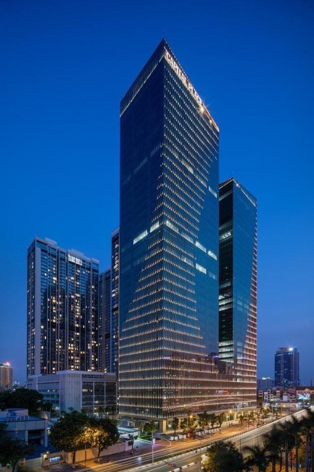 Studio của Porsche chính thức khai trương tại tòa nhà Capital Place ở Hà Nội - Ảnh 2.