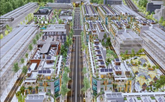 Lợi thế hút đầu tư của Khu dân cư đô thị phường 3 TP Tây Ninh - Ảnh 2.