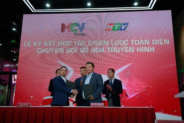 MCV Group hợp tác mảng chuyển đổi số truyền hình và sản xuất nội dung số - Ảnh 3.