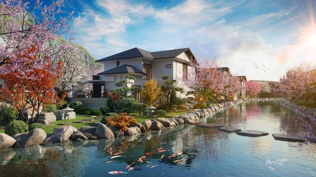 Sun Onsen Village – Limited Edtion: Phân khu Yoko Villas – điểm chạm của mọi giác quan - Ảnh 1.