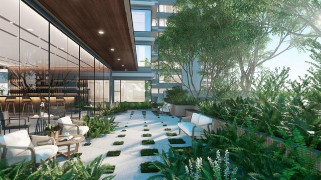 """Ecopark chi nghìn tỷ làm công viên cho 2 tòa tháp """"thiên nhiên"""" nhất khu đô thị - Ảnh 11."""