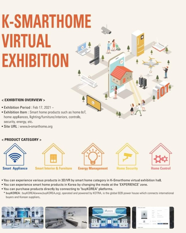 Cập nhật xu hướng công nghệ mới tại Hội thảo K-Smart Home 2021 - Ảnh 3.