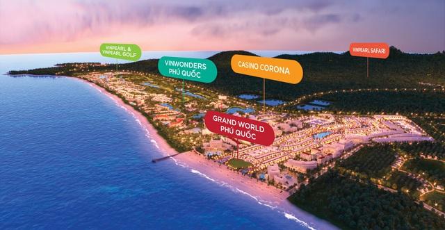 """Phú Quốc United Center: Động lực mới cho du lịch Việt """"nhảy vọt"""" ở tầm quốc tế - Ảnh 1."""