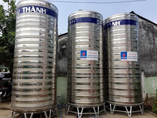 PV GAS trao tặng thêm 2 hệ thống lọc nước ngọt tại Bến Tre - Ảnh 1.