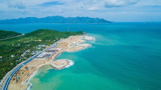 Ra mắt dự án thành phố ánh sáng Vega City Nha Trang - Ảnh 1.