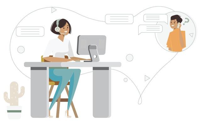 Việt Nam thời đại số: Chăm sóc khách hàng bằng dịch vụ đàm thoại thông minh - Ảnh 3.