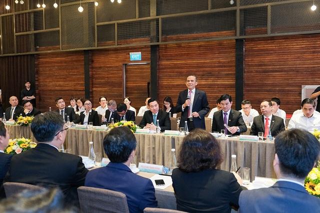 Tập đoàn Hưng Thịnh và ĐHQG-HCM ký kết hợp tác chiến lược - Ảnh 3.