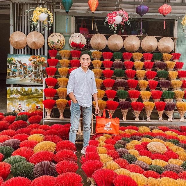 Nguyễn Phước Đạt - Chàng trai kết nối du lịch tại xứ Huế lan tỏa khắp cộng đồng - Ảnh 1.
