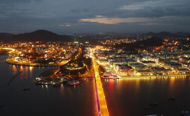 Khu đô thị mới Hà Tiên tiên phong phát triển BĐS lấn biển