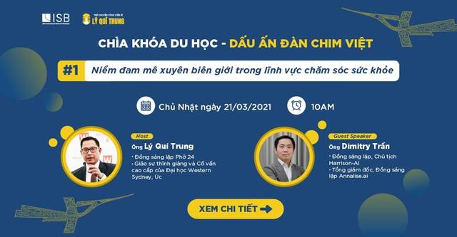 Dấu ấn Đàn chim Việt: Chuyện kể của người Việt thành công từ Úc - Ảnh 3.