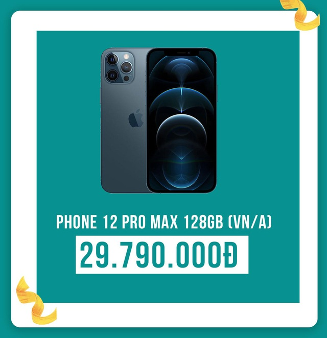 iPhone 12 Pro Max, iPhone Xs và Galaxy S21 Ultra 5G giảm đến 4,4 triệu đồng tại XTmobile - Ảnh 2.