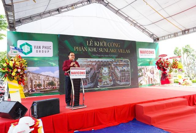 Van Phuc City에 Sunlake Villas 구획 공사 시작-사진 1.