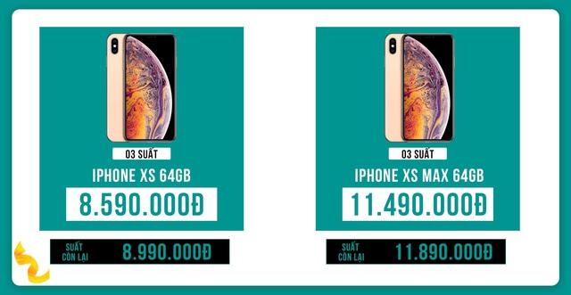 iPhone 12 Pro Max, iPhone Xs và Galaxy S21 Ultra 5G giảm đến 4,4 triệu đồng tại XTmobile - Ảnh 3.