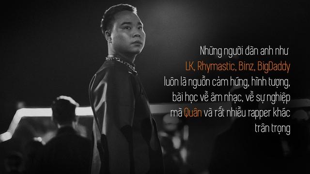 Quân R.E.V trải lòng sau MV Chí Nam Nhi: Tôi tự đẩy mình vào thử thách, làm rap nhưng phải đậm chất Việt Nam - ảnh 4