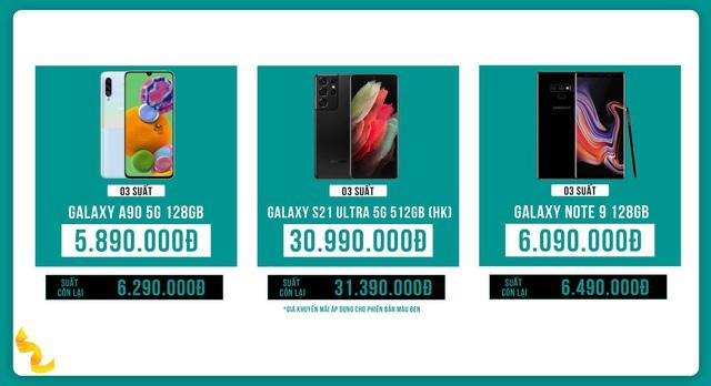iPhone 12 Pro Max, iPhone Xs và Galaxy S21 Ultra 5G giảm đến 4,4 triệu đồng tại XTmobile - Ảnh 4.