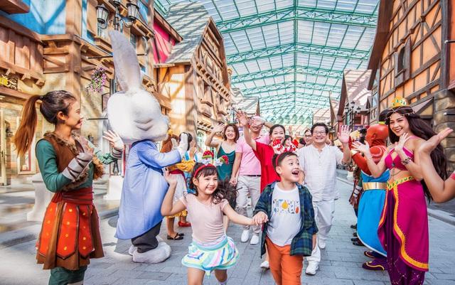 Phú Quốc United Center: Nâng tầm quốc tế cho ngành du lịch giải trí Việt Nam - Ảnh 5.