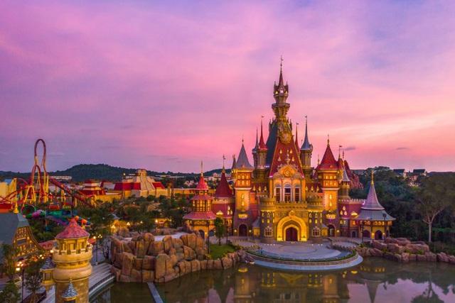 Phú Quốc United Center: Nâng tầm quốc tế cho ngành du lịch giải trí Việt Nam - Ảnh 6.