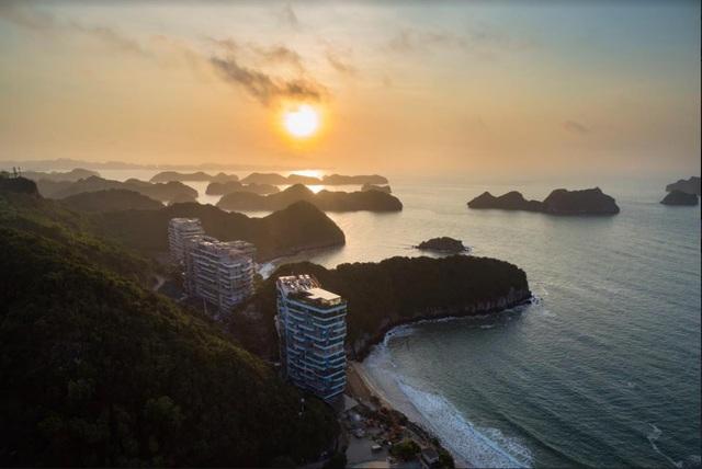 Flamingo Cát Bà Resorts trở thành điểm du lịch quốc tế - Ảnh 1.