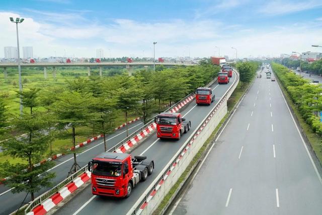 Những tính năng hút khách của xe tải Iveco - Hongyan - Ảnh 1.