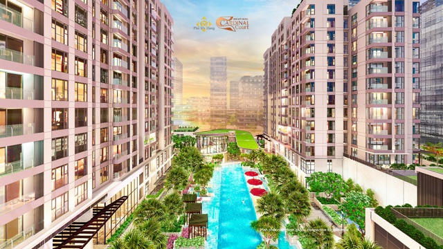 Ra mắt dự án đẳng cấp ngay trung tâm tài chính Quốc tế Phú Mỹ Hưng - Ảnh 2.