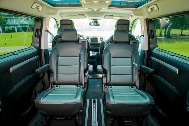 Peugeot Traveller Luxury - Sự lựa chọn của doanh nhân - Ảnh 3.