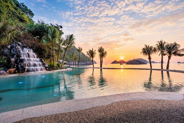 Flamingo Cát Bà Resorts trở thành điểm du lịch quốc tế - Ảnh 2.