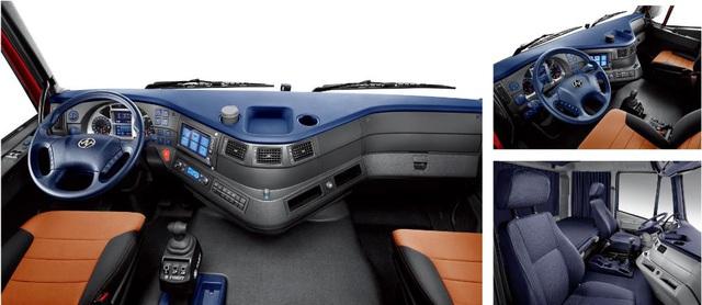 Những tính năng hút khách của xe tải Iveco - Hongyan - Ảnh 2.