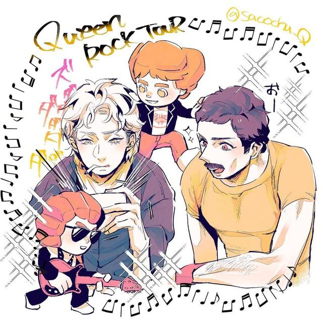 Queen Rock Tour – tựa game mobile độc quyền về ban nhạc Queen huyền thoại - Ảnh 4.