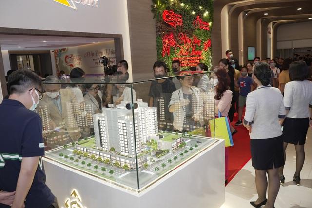 Ra mắt dự án đẳng cấp ngay trung tâm tài chính Quốc tế Phú Mỹ Hưng - Ảnh 3.