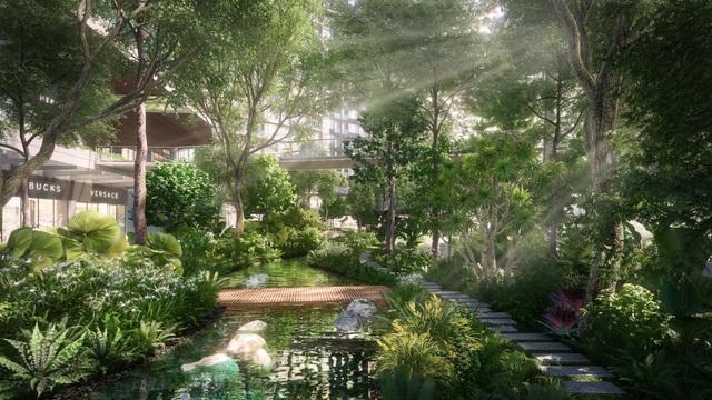Thiên đường nghỉ dưỡng Bali giữa lòng Ecopark - Ảnh 4.