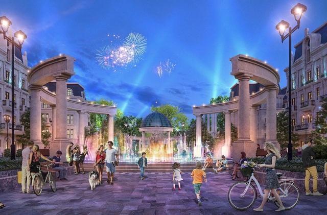 Hơn 500 villas, shop villas sắp xuất hiện tại KĐT Ciputra - Ảnh 5.