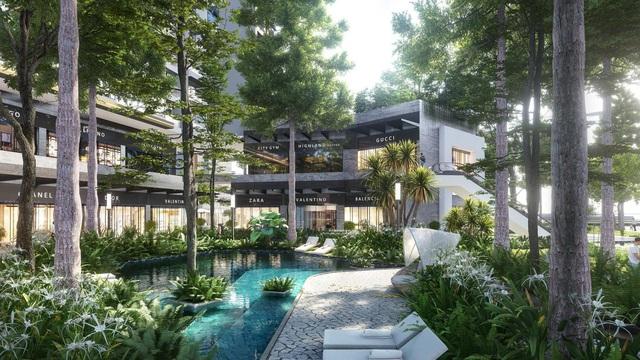 Thiên đường nghỉ dưỡng Bali giữa lòng Ecopark - Ảnh 8.