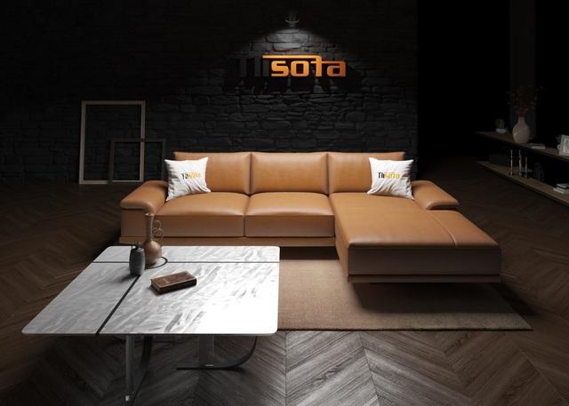 Tại sao sofa da thật cao cấp TLI luôn được khách hàng chọn lựa? - Ảnh 2.