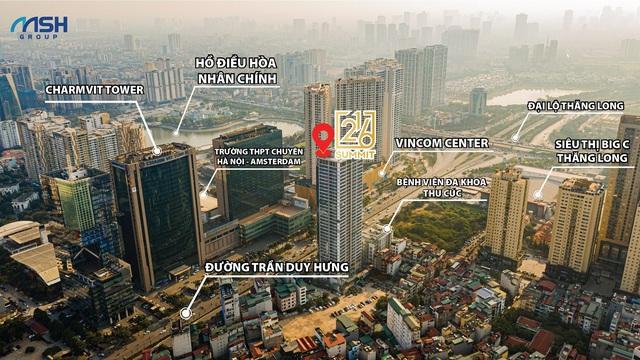 Vị trí – Tiêu chí hàng đầu khi lựa chọn mua nhà để ở - Ảnh 1.