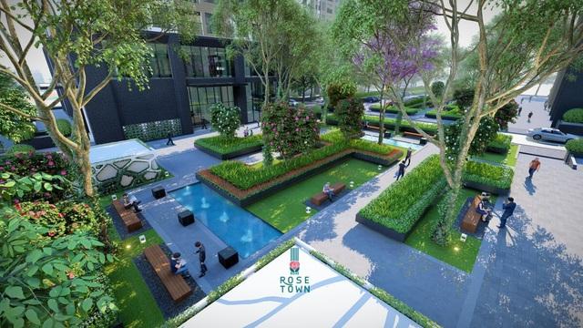 Tại sao Rose Town lại là dự án nổi bật phía Nam Thủ đô? - Ảnh 1.