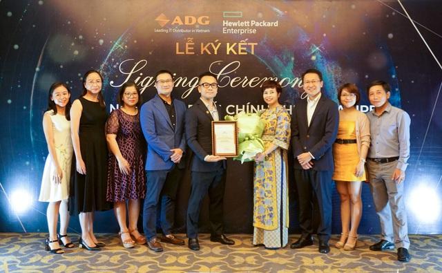 ADG Distribution trở thành Nhà phân phối mới của HPE tại Việt Nam - Ảnh 1.