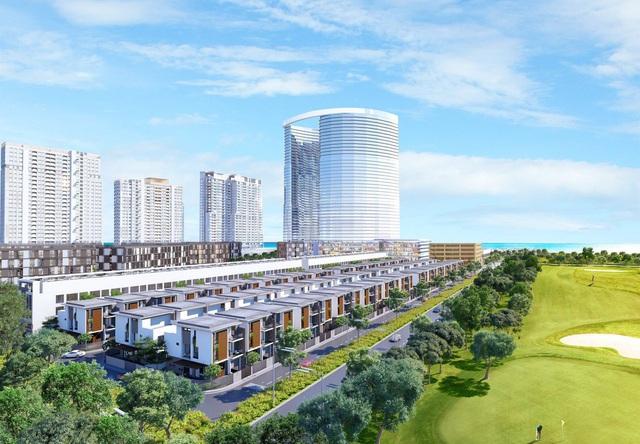 Đại đô thị biển The Empire được Landora Group hợp tác đầu tư phát triển