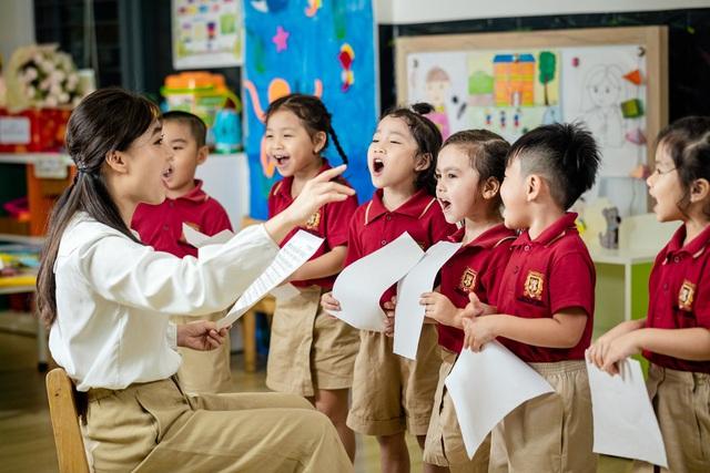 5 lý do khiến các bố mẹ lựa chọn cho con học tập tại VAS - Ảnh 1.