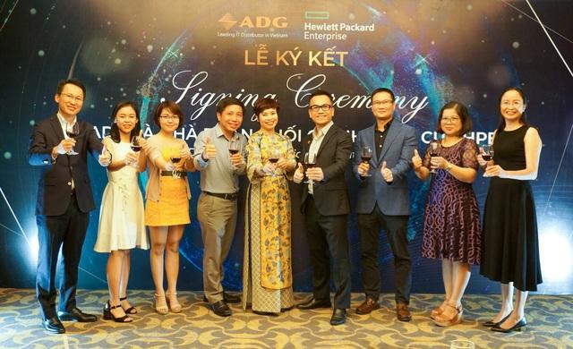 ADG Distribution trở thành Nhà phân phối mới của HPE tại Việt Nam - Ảnh 3.