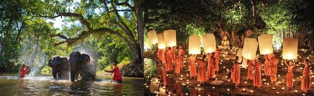"""Từ """"đóa hồng"""" Chiang Mai đến Thủ phủ cà phê Buôn Ma Thuột - Ảnh 2."""