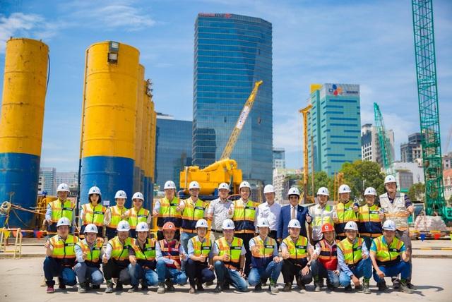 Delta Group động thổ khu bất động sản hàng hiệu Grand Marina Saigon - Ảnh 4.