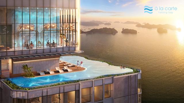 Chính thức ra mắt tổ hợp khách sạn & căn hộ mặt vịnh chuẩn 5 sao tại Hạ Long - Ảnh 1.